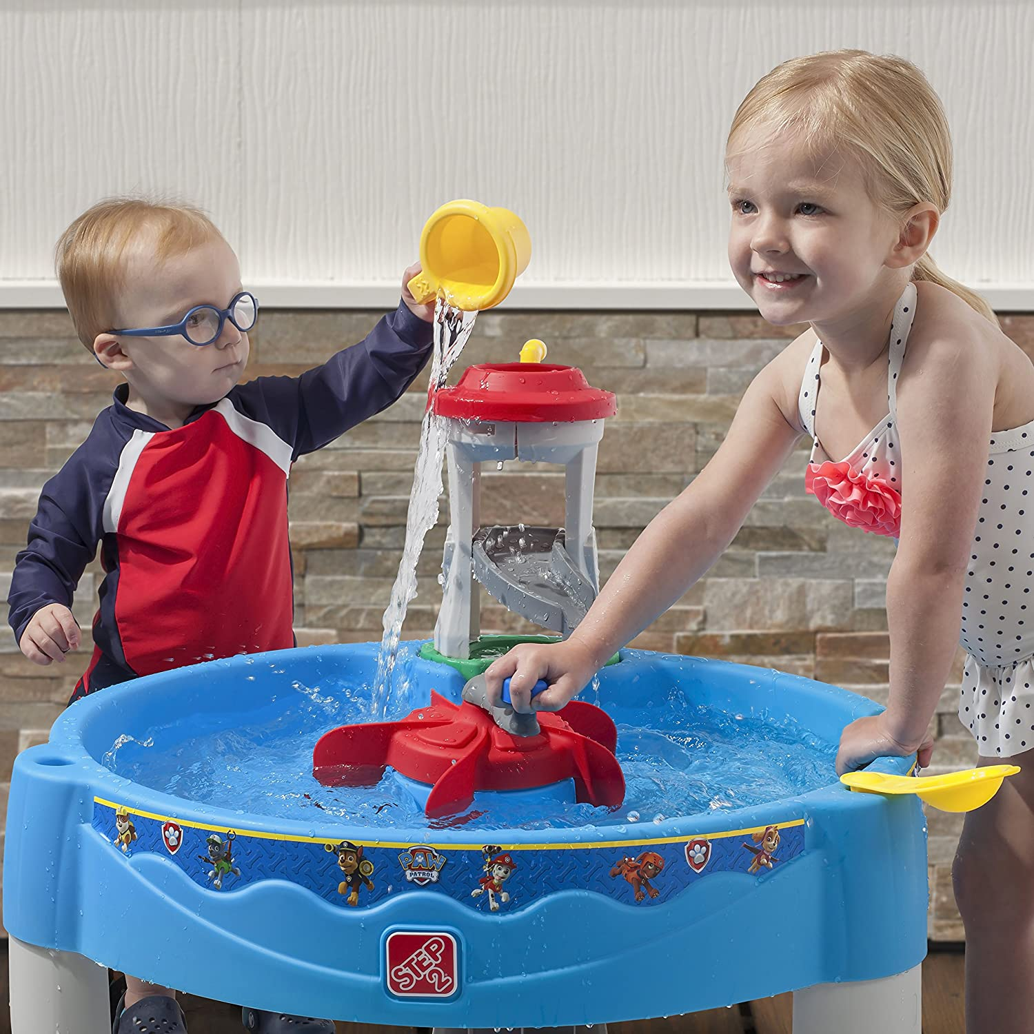 Amazon Step2 Paw Patrol Water Table Toys Games
