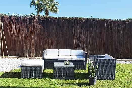 Kiefer Garden Conjunto de Muebles de Exterior para Jardín o ...