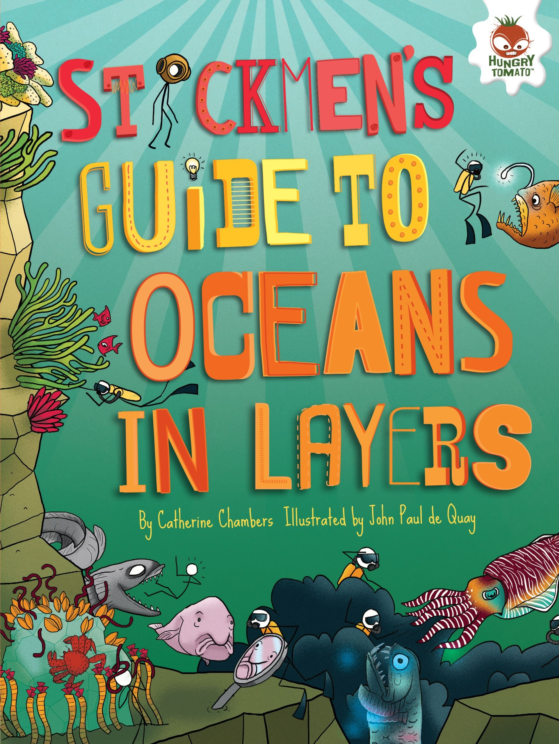 Stickmen's Guide to Oceans in Layers (Stickmen's Guide to This Incredible Earth) pdf epub