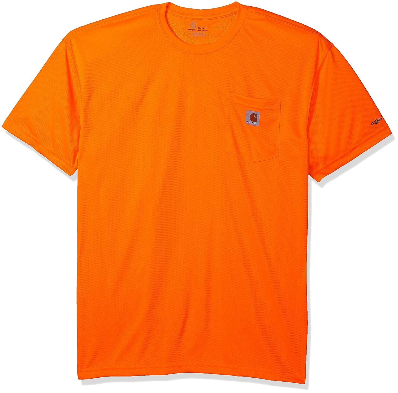 Carhartt SHIRT メンズ B01FK0NLIM XL Brite Orange Brite Orange XL