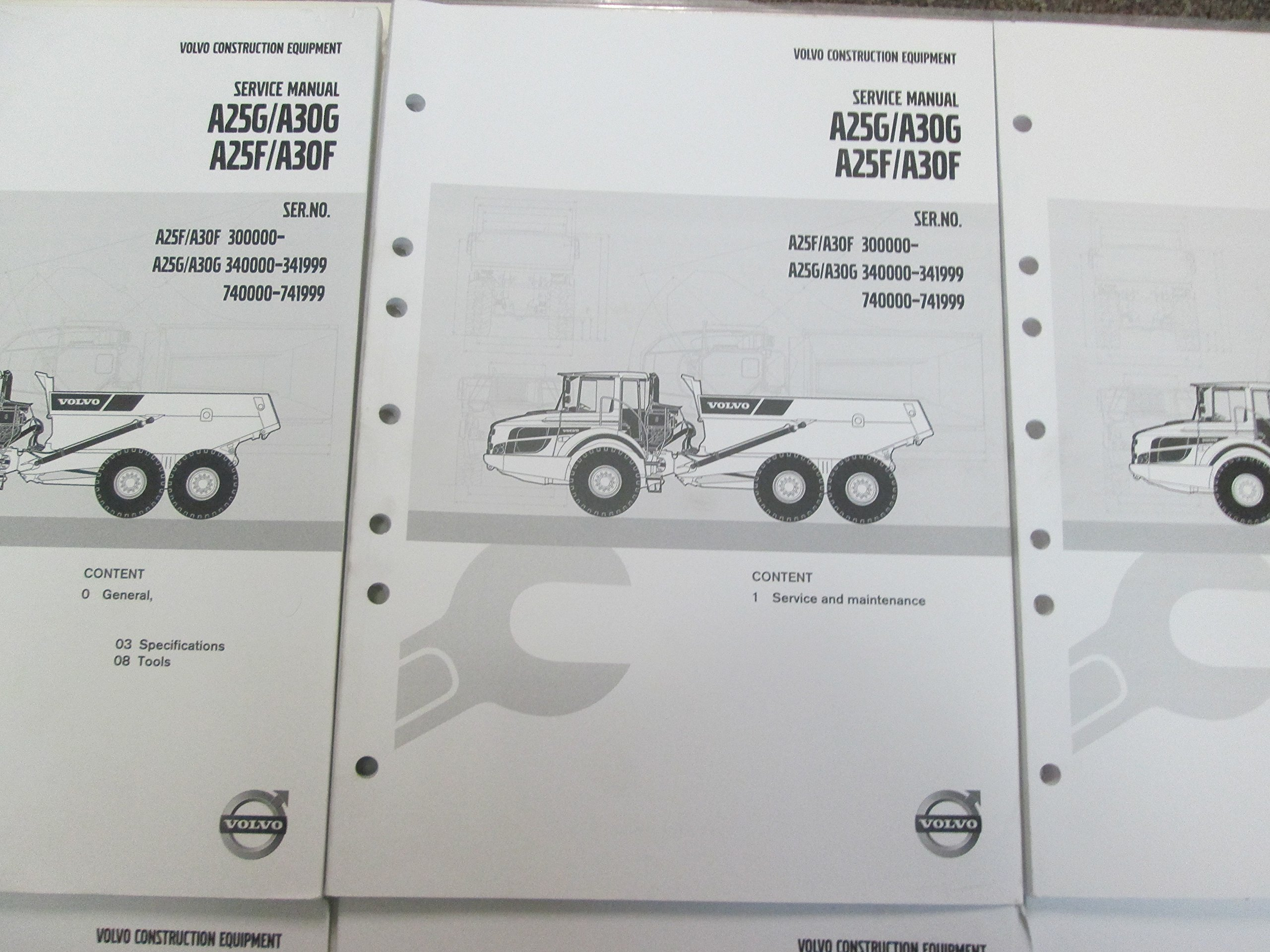 volvo a30f service manual