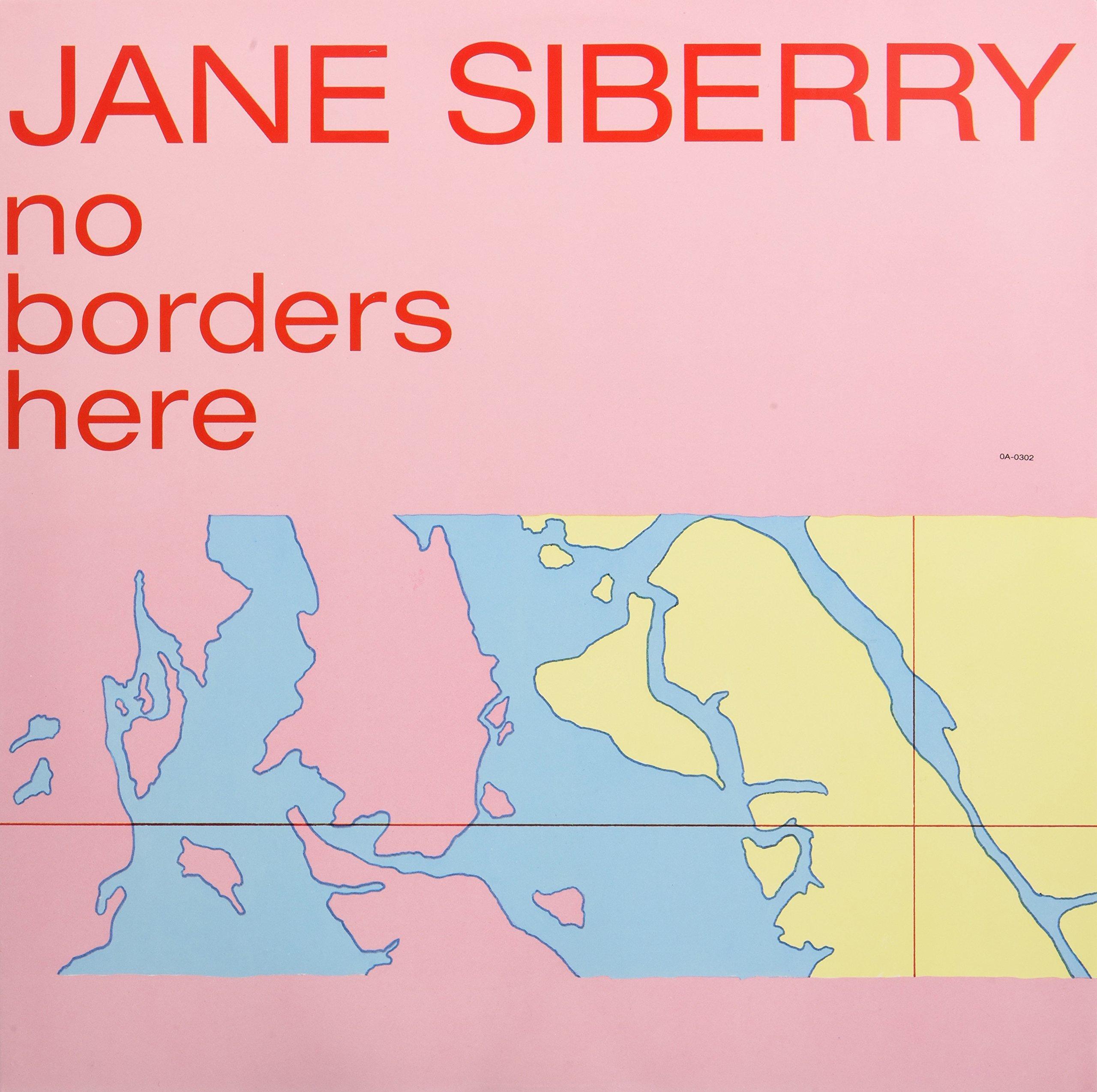 Vinilo : Jane Siberry - No Borders Here (LP Vinyl)