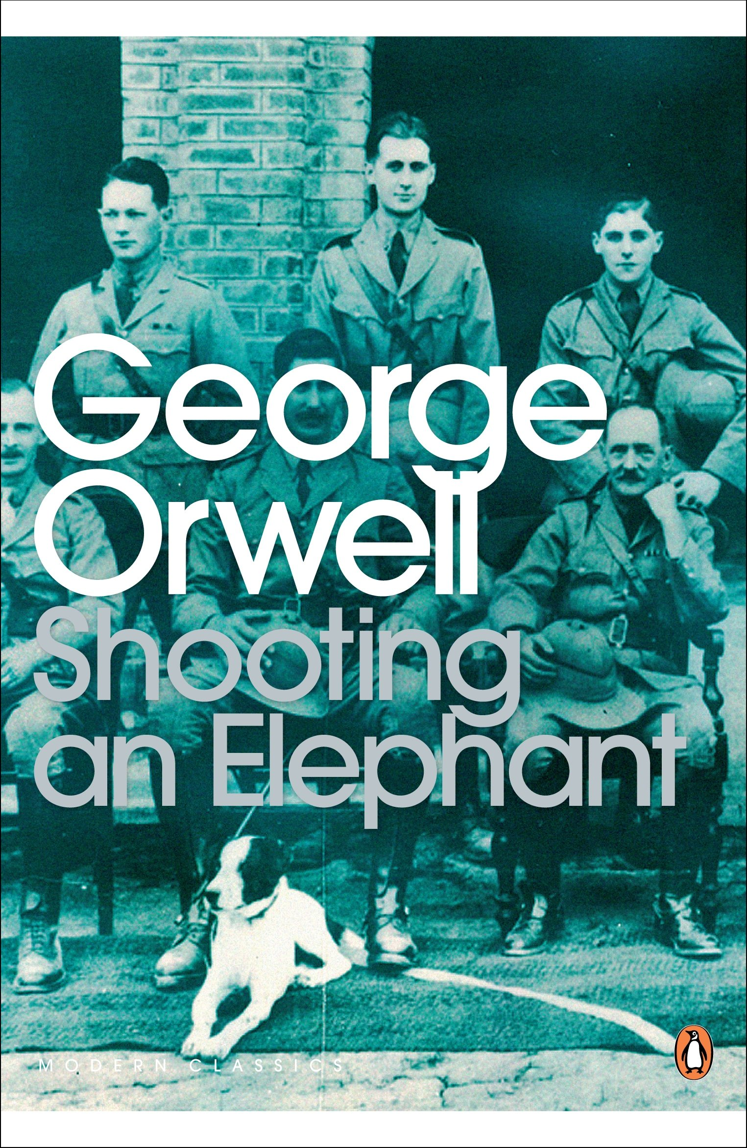 shooting an elephant and other essays penguin modern classics shooting an elephant and other essays penguin modern classics co uk george orwell jeremy paxman 9780141187396 books