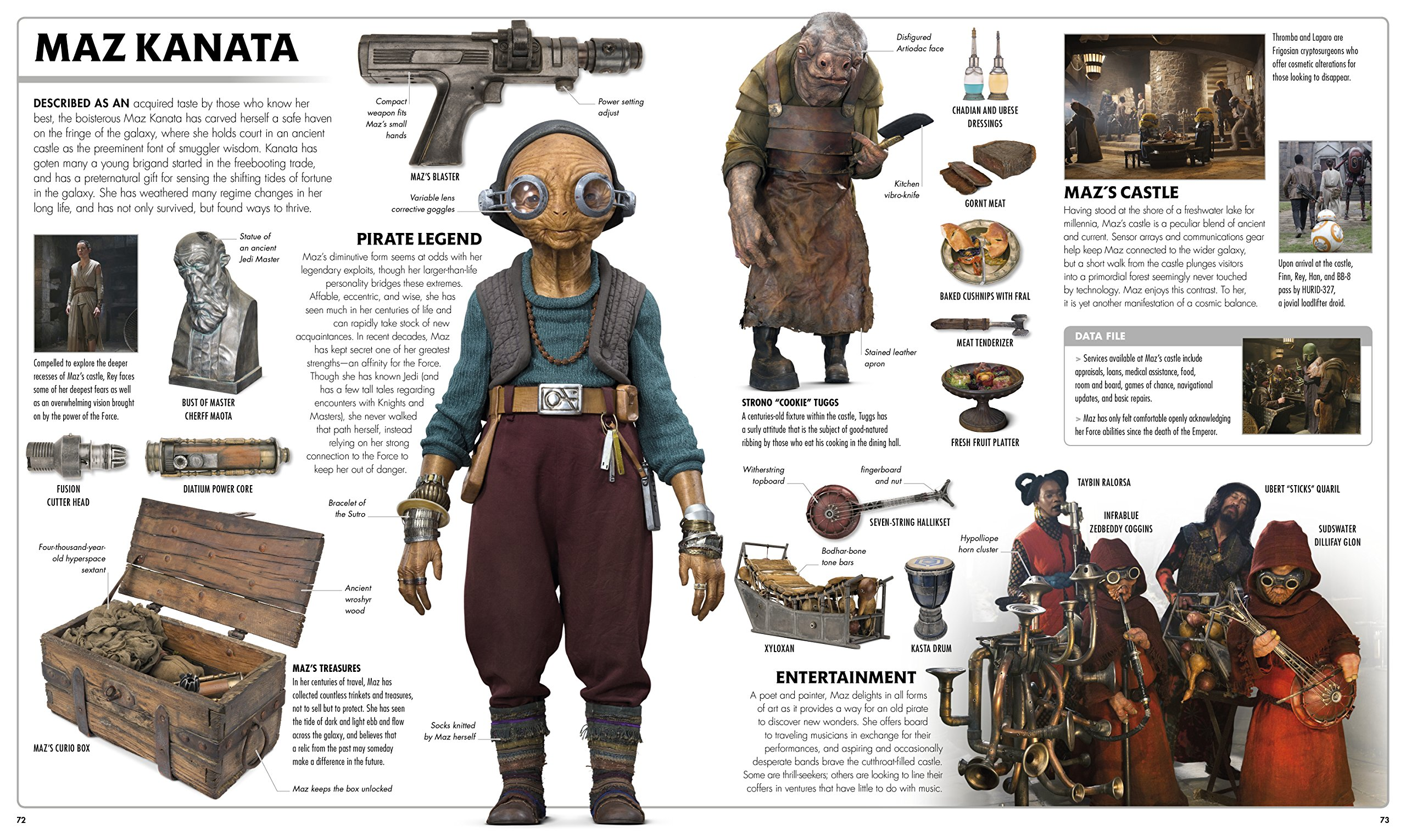 Star Wars The Force Awakens The Visual Dictionary Hidalgo Pablo 9781465438164 Amazon Com Books