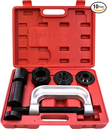 Ball Joint Press U-Joint Puller Removal Service Adapter Set Install Remove Tool