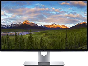 "Dell UltraSharp 32"" 8K Monitor: UP3218K"