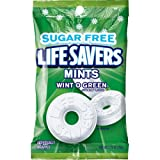 Life Savers Wint O Green Sugarfree Mints Candy Bag, 2.75 ounce (12 Pack)