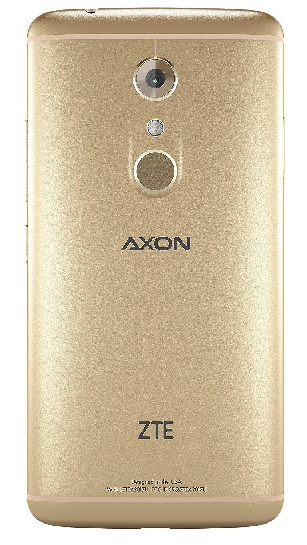 Amazon: Zte Axon 7 Unlocked Smartphone,64gb Ion Gold (us Warranty):  Cell Phones & Accessories