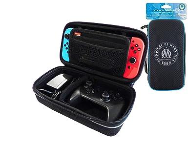 2478a95e6022 Subsonic - Malette de rangement XL rigide et anti-choc pour Nintendo Switch  - Etui