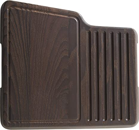 Berkel Cutting Board For Home Line 200 Wood Board Block For Meat Cheese And Vegetables Carving Cheese Charcuterie Serving Handmade Italian Quality Kitchen Dining
