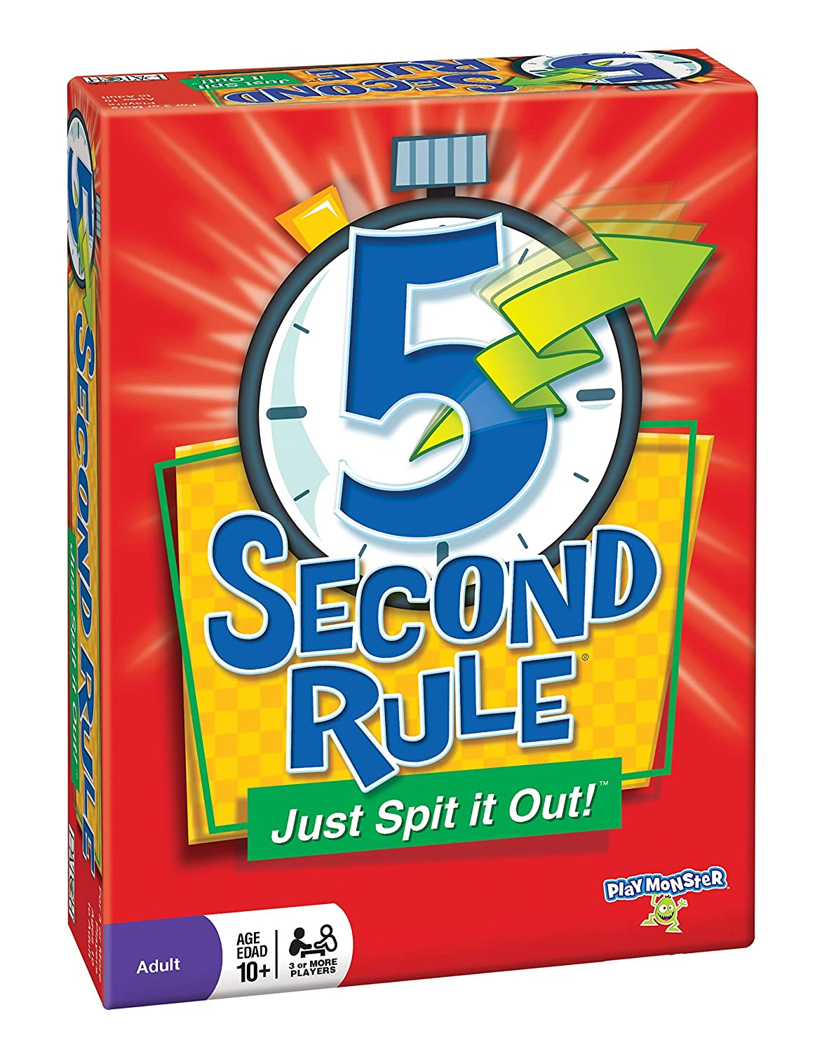 5 second rule boxset game