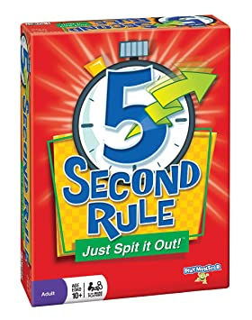 patch products 5 second rule