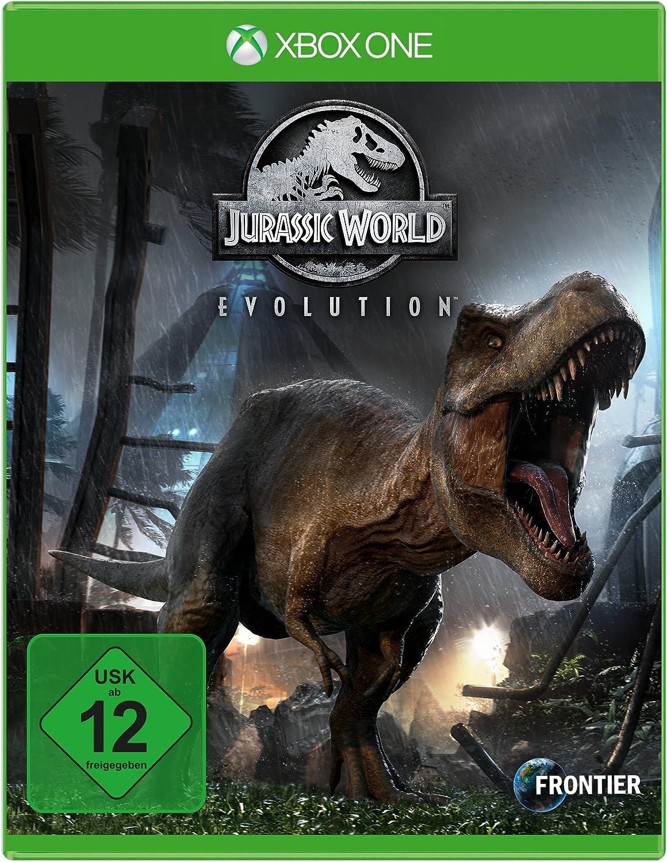 Jurassic World Evolution (XBox One): Amazon.es: Videojuegos