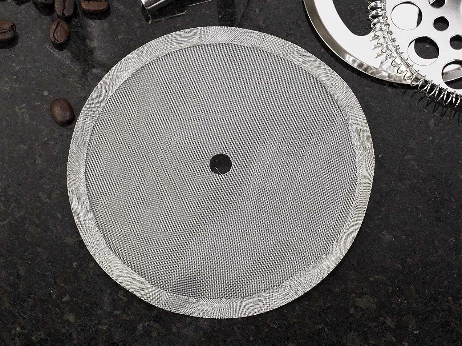 La Cafetiere Coffee Press 12 Cup Gauze Replacement Filter Genuine Part