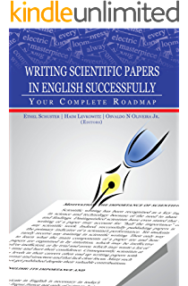 English for research papers a handbook for brazilian authors writing scientific papers in english successfully your complete roadmap english edition fandeluxe Gallery