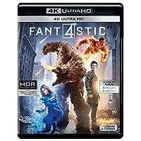 Fantastic Four (2015) (4K UHD)