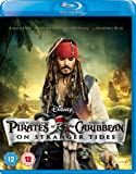 Pirates of the Caribbean: On Stranger Tides [Blu-ray] [Region Free]