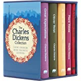The Charles Dickens Collection: Deluxe 5-Volume Box Set Edition (Arcturus Collector's Classics)