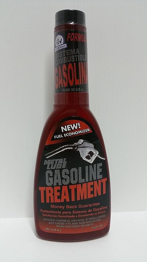 Metal lube Tratamiento limpieza y pre-itv para motores gasolina 236FSG #8GT: Amazon.es: Coche y moto