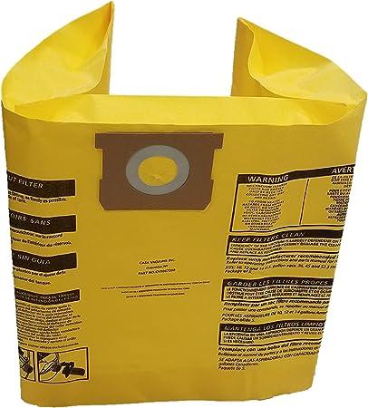 Shop-Vac 91964 Type D AllAround Plus Collection Bag