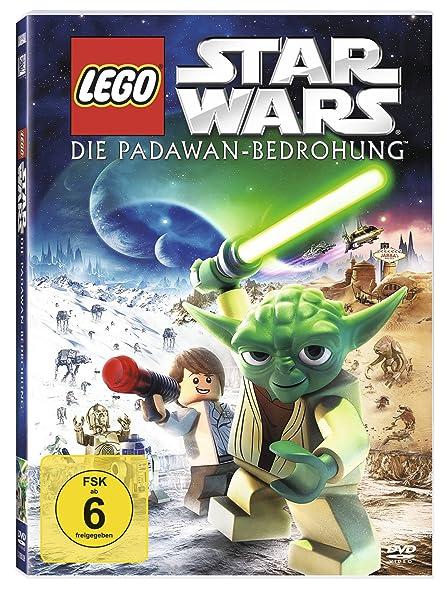 Star Wars Lego: Die Padawan Bedrohung Alemania DVD: Amazon ...