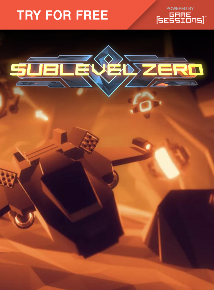 Sublevel Zero (Free Trial) [Download]