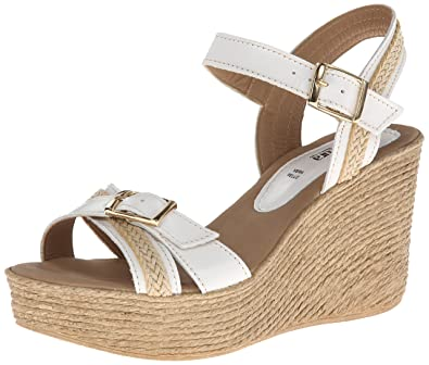 7d5264c8649b43 Azura by Spring Step Women s Frappe Wedge Sandal
