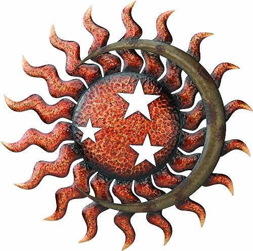 Regal Art Gift 10215 Celestial Sun Wall D cor, 29-Inch