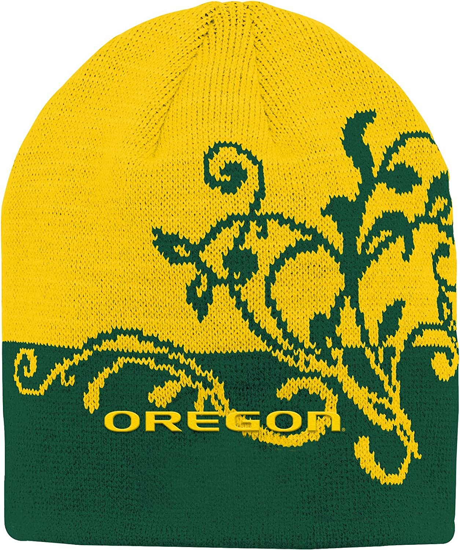 Outerstuff NCAA Girls Jacquard Cuffless Two Toned Hat