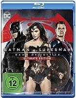 Batman v Superman: Dawn of Justice – Ultimate Edition [Blu-ray]