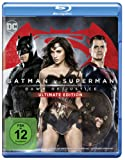 Batman v Superman: Dawn of Justice – Ultimate Edition [Blu-ray]