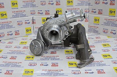 Turbina 55248312 55220546 FPT vl39 Alfa Romeo Fiat Lancia 1.4 T-Jet Turbo ...