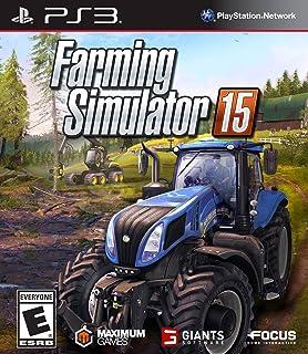 Amazoncom Farming Simulator PlayStation Maximum Games Video - Minecraft spiele max