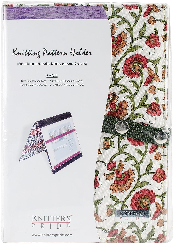 Multi Knitters Pride KP800352 Fold-Up Knitting Pattern Holder 7X10.5-Aspire Small