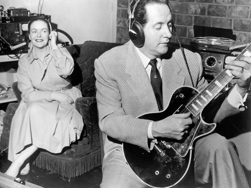 Les Paul Amp Mary Ford On Amazon Music