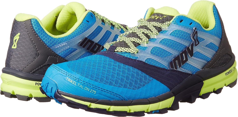 Zapatillas de running Inov8 TrailTalon 275, color Negro, talla 48 EU: Amazon.es: Zapatos y complementos