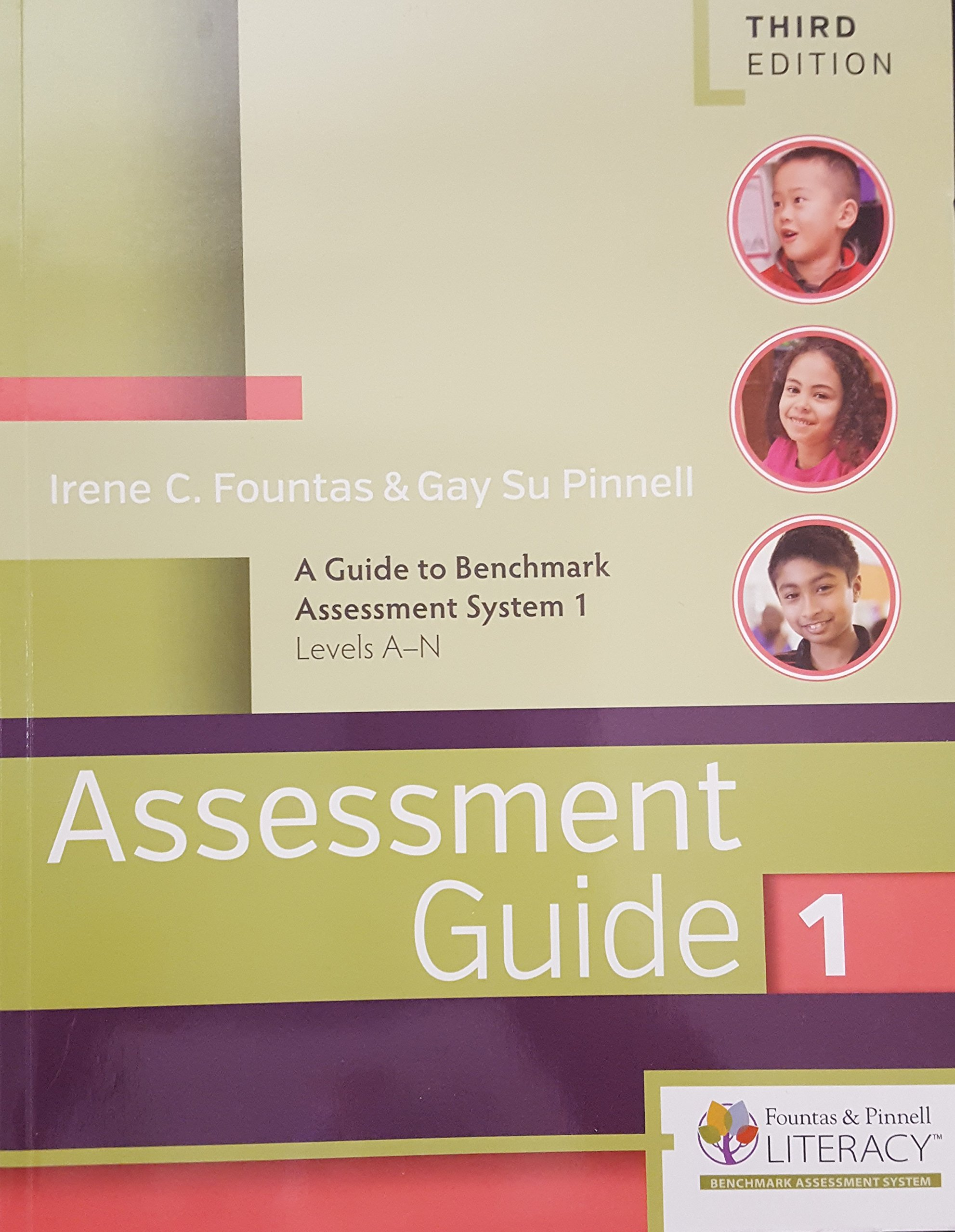 Assessment Guide 1 A Guide To Benchmark Assessment System 1 Levels A N 9780325080635 0325080631 2017 Amazon Com Books You can use the result to help you find content on our website that is appropriate for your english language. benchmark assessment system