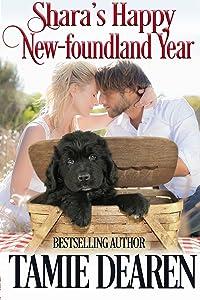 Shara's Happy New-foundland Year (Holiday, Inc. Christian Romance Book 3)