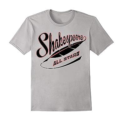2-Sided Shakespeare All-Stars T-Shirt - Romeo | .com