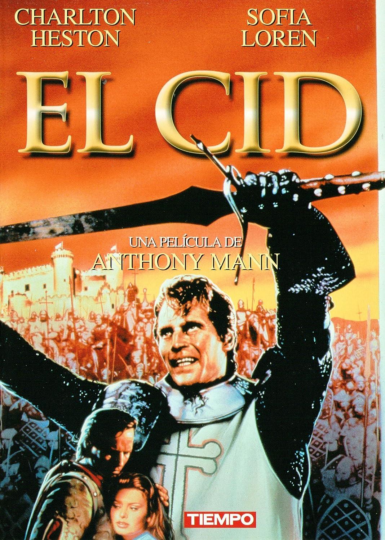 El Cid: Amazon.es: Charlton Heston/Sophia Loren/Raf Vallone/John Fraser/Geneviève Page, Anthony Mann: Cine y Series TV