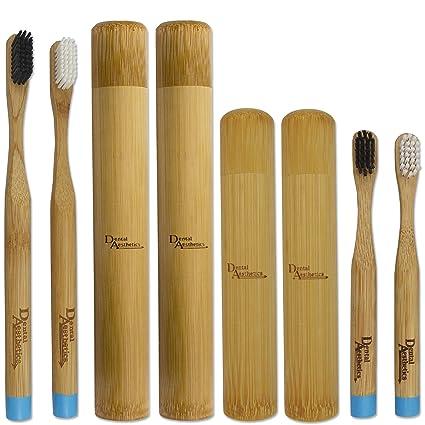 Family Bamboo Pack ~ Estuches de bambú para niños y adultos ...