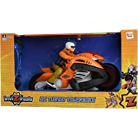 Invizimals - Turbo Tigerbike, Moto radiocontrol (IMC Toys
