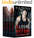 A Legal Affair: Complete Series Box Set: Club Prive (Leslie's Story)