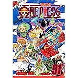 One Piece, Vol. 91: Adventure in the Land of Samurai (English Edition)