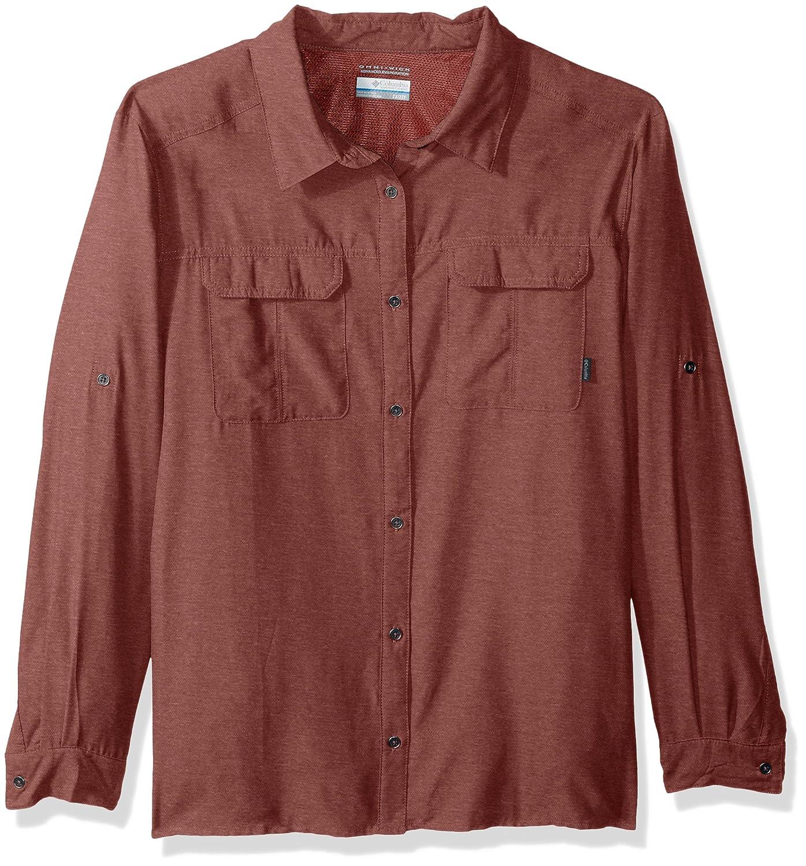 Columbia Pilsner Peak Ii Long Sleeve Shirt