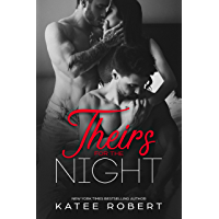 Theirs for the Night: (A MMF Romance) (The Thalanian Dynasty Book 1) (English Edition)