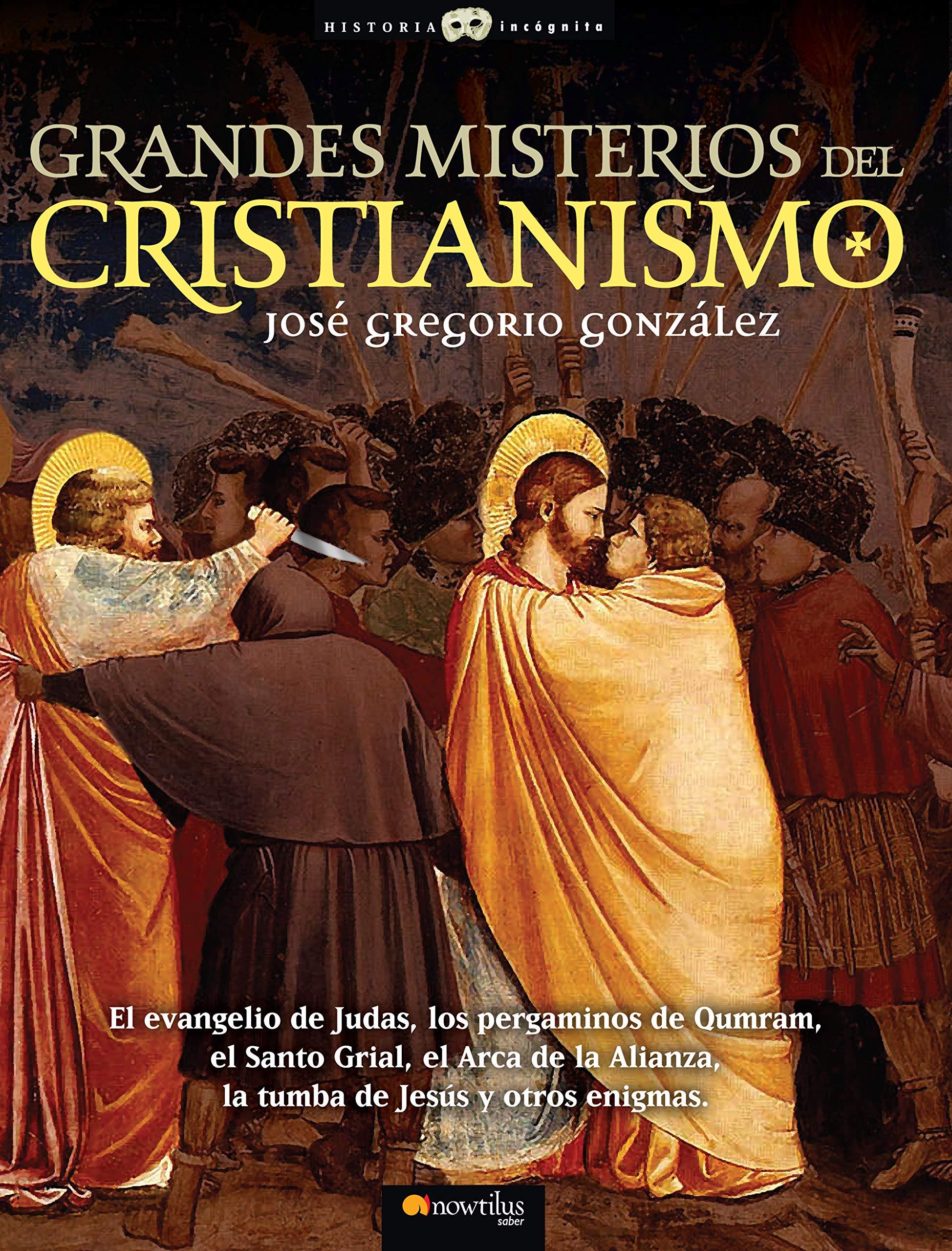 Grandes Misterios Del Cristianismo Historia Incógnita: Amazon ...