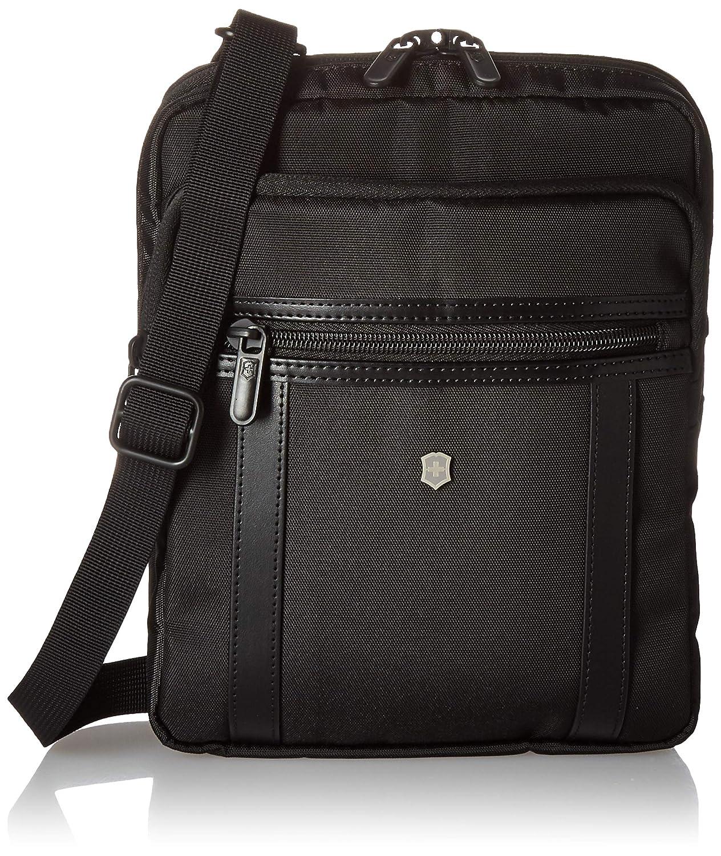 54b369d09427 Victorinox Werks Professional Crossbody Tablet Bag Laptop Messenger, Black,  One Size