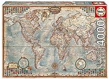 Educa World Map