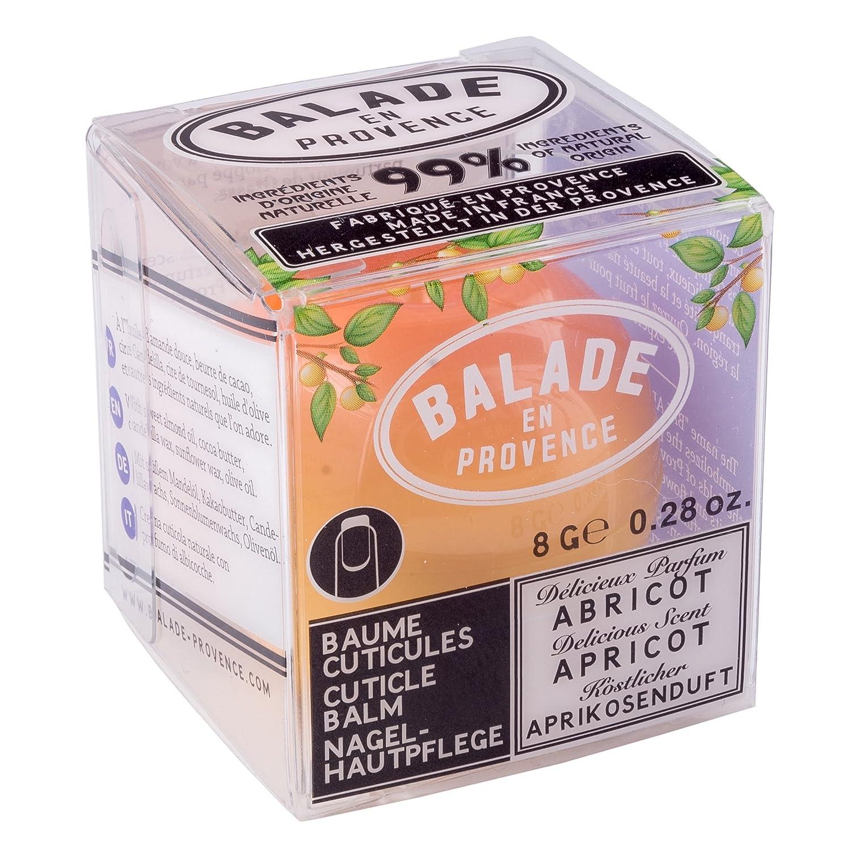 Balade En Provence - Apricot Cuticle Balm 8g, Vegan